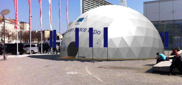 EVROPSKÁ KOSMICKÁ VÝSTAVA (European Space Expo)