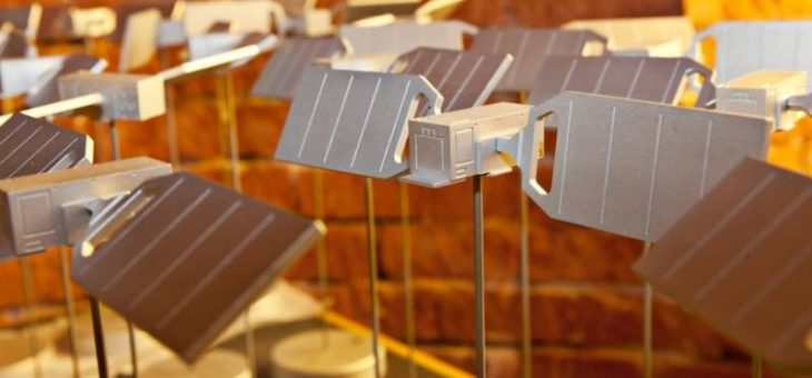 Ceny v hodnotě 1 milion eur za aplikace satelitní navigace